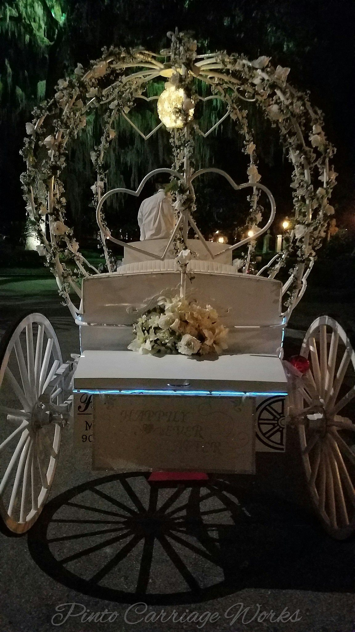 Cinderella Coach & Classic Horse Carriage Available for Weddings ...